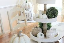 Home decorations - Fall