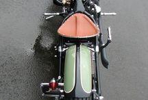 Motorcycle paint jobs