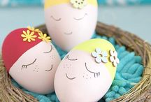DIY   Ostern & Frühling / Hier pinne ich viele kreative Ideen und DIY zu Ostern und zum Frühling. #Ostern #Eastern #Frühling #Spring