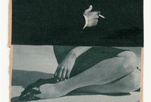Verzameling favoriete Kunstenaars collage