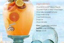 Recipes / Drinks Dispenser