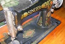 I love sewing machines