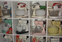 The Retro Kitchen Museum in Jazze Junque / The Retro Kitchen Museum in Jazze Junque www.jazzejunque.com