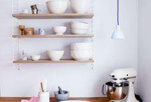 Cool kitchens / by Steph Bond-Hutkin | Bondville