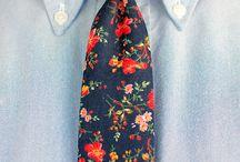 bow tie & tie