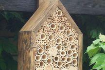 Bee House Ideas