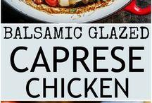 Chicken dish