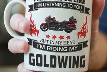 Motorcycles / I ride. I can't explain it any better.