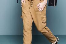 Pantaloni donna 2015