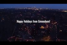 Holiday Fun / Holiday fun in Greensboro, NC / by Visit Greensboro