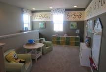 Playroom inspiration / by Lauren Simmons