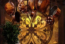 Tuscan Style Decor / by Carrie Maderos