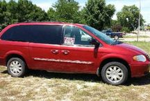 2006 Chrysler Town & Country - $7,500 / Make:  Chrysler Model:  Town & Country Year:  2006 Body Style:  Car Exterior Color: Burgundy Interior Color: Gray Doors: Four Door Vehicle Condition: Good    Phone:  865-365-8190   For More Info Visit: http://UnitedCarExchange.com/a1/2006-Chrysler-Town%20@%20Country-632246406553