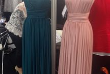 NEW BRIDESMAIDS WRAP DRESS / Bridesmaids wrap dress, over sixty colours to choose from , can be worn in over 3o colours!