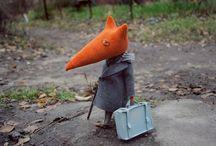Nines de roba / Ragdolls & more / I like the dolls handmade