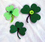 Craft - St Patrick's Irish Challenge Badge