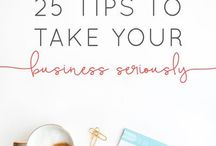 25 Tips to Take Your Business Seriously