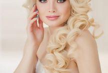 Penteados para festas, noivas e madrinhas. / Inspiração de penteados elegantes para noivas e madrinhas.   Acesse o blog: www.supermoderna.com