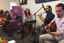 Luminara en vivo / Fotos del grupo Luminara en diferentes presentaciones en vivo en y fuera de Puerto Rico / by Luminara, Dvy (singer)