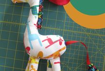 Sewing-toys