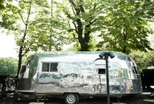vintage camper dreamin'..... / Ready to make some camping memories with our kids! / by Elizabeth Pickering