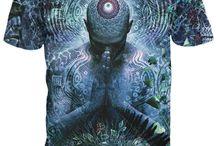 Psychedelic Garb : Decor