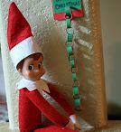 Elf On The Shelf / by Mandy Suro