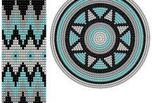 Wayuu bag turquoise