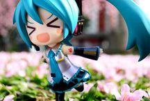 Anime bamboline cute
