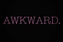 awkwarrd