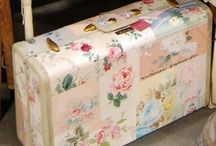 A Case for......Suitcases & Trunks
