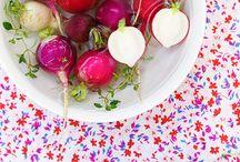 Veggie & dulces / by Mundo Bu