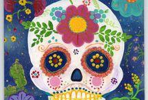 mexican folk design
