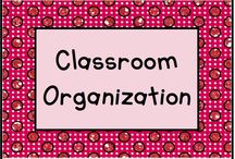 Classroom Organization / Lots of ideas for setting up an effective classroom! / by KinderLit