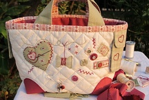 bags / patchwork quilting