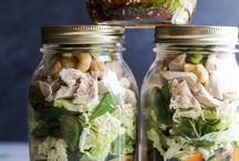 Salad and soups