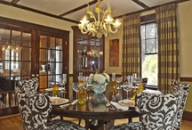 Dining Rooms by Laurie Gorelick Interiors