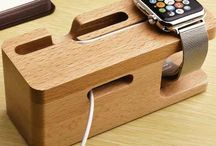 iPhone & watch charging stand