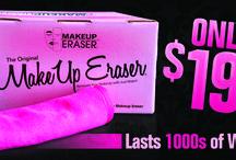 Cindy Duncan Makeup Erasers / Magical Makeup Erasers!  They really work! http://magicmakeuperaser.makeuperaser.com/ / by Cindy Duncan
