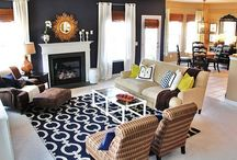 dream house | family room / by Emily