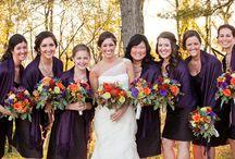 Φθινοπωρινός Γάμος - Fall Wedding Ideas