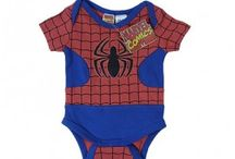 Super Heros - baby costumes and gift ideas / Super hero gift ideas for babies, baby super hero costumes