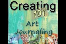 Art Journaling / by Einat Kessler