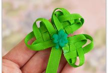 Luck O' the Irish / St. Patrick's Day  / by Pellise Burns