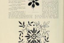 フランス刺繍