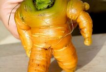 15 Weird Shaped Fruits & Vegetables That Will Make You Laugh