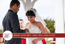 Wedgewood Wedding Venue Exclusive!