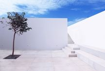GREECE - GETAWAY / Places to visit in Greece. Minimal architecture and breathtaking nature