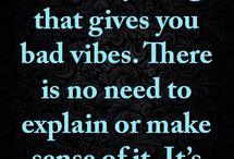 Wise words / Words of wisdom