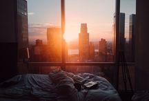 Sunrise/ sunset